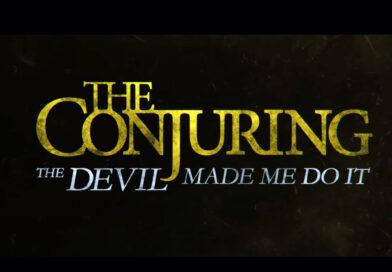 «El Diablo me hizo hacerlo» La nueva película de la saga El Conjuro