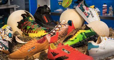 Se revela una colaboración que empezó a formarse hace 65 millones de años. Reebok x Jurassic Park, una colección de zapatillas y ropa para toda la familia